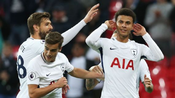 VIDEO: Carabao Cup-Liverpool Lose To Leicester, Spurs Win