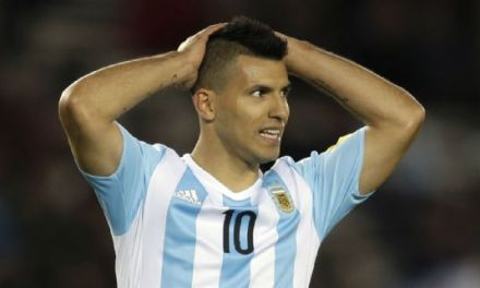 Man City's Sergio Aguero suffers fractured rib in car accident