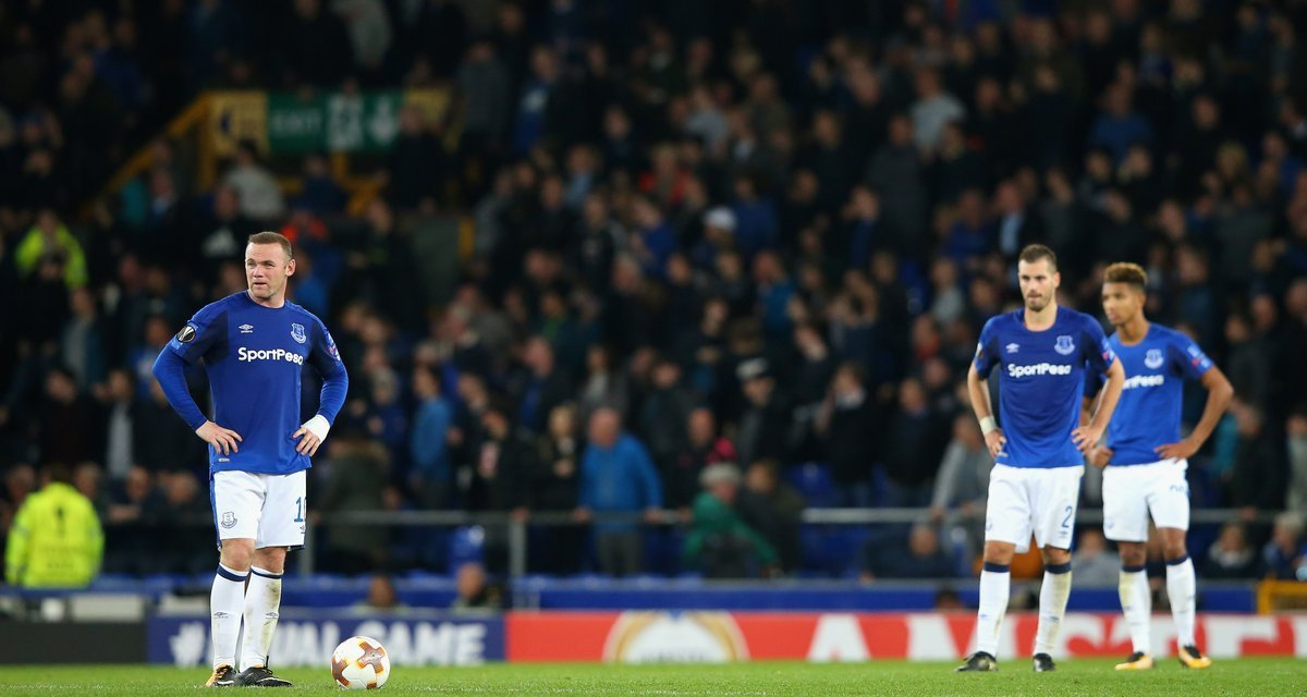 Everton players 'too afraid' to play good football – Ronald Koeman