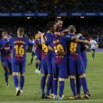 Lionel Messi Masterclass Keeps Barca Perfect In Eibar Rout
