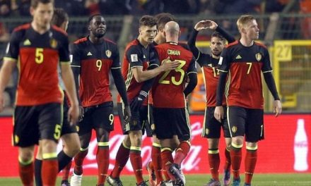 Belgium Qualify For World Cup With Two Games To Spare
