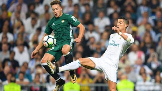 Real Madrid Lose Late On To Betis As Abysmal Start Continues