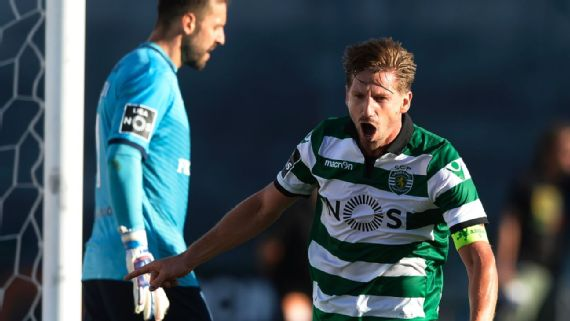 Leicester City 'exploring all options' to seal move for Adrien Silva