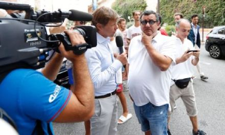 AC Milan chief 'disappointed' with agent Mino Raiola's comments