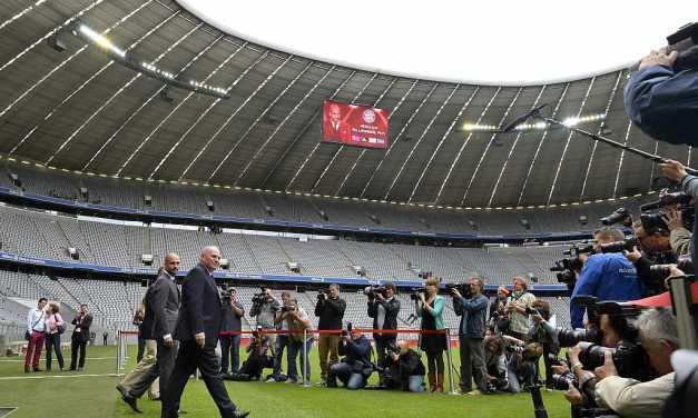 "Pep Guardiola ""satisfied"" with Bayern Munich's Ancelotti replacement, says Uli Hoeness"
