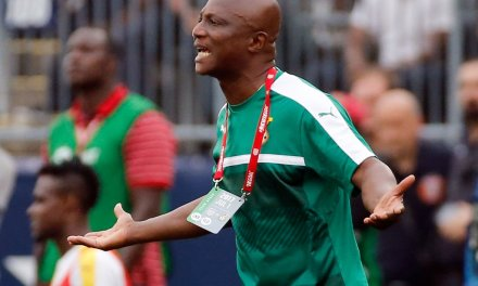 Ghana's FA announce official complaint to FIFA