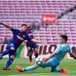Barcelona Ease Past Las Palmas In Empty Camp Nou