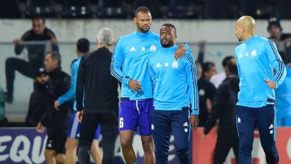 Patrice Evra attracting lots of interest following Marseille sacking – agent