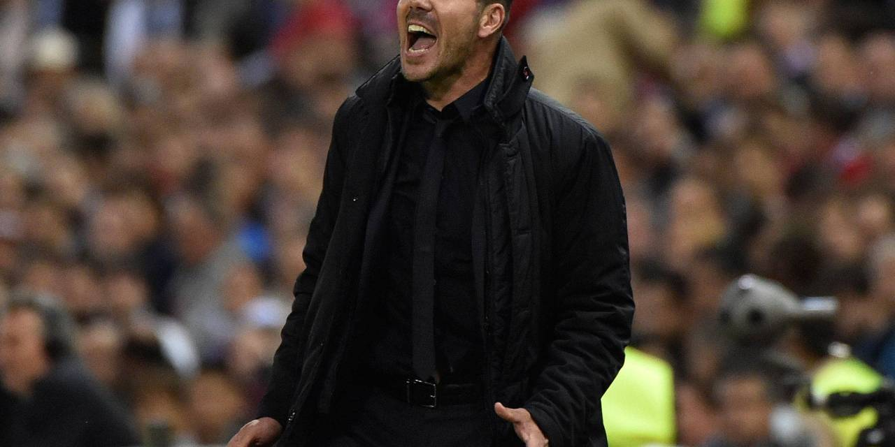 Diego Simeone 'untouchable' at Atletico Madrid – president