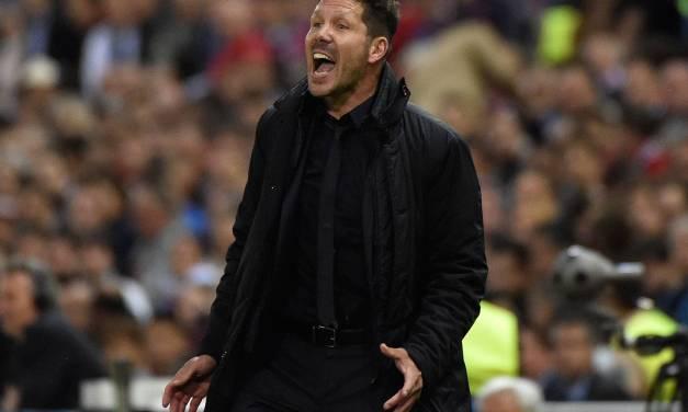 Diego Simeone 'untouchable' at Atletico Madrid – president