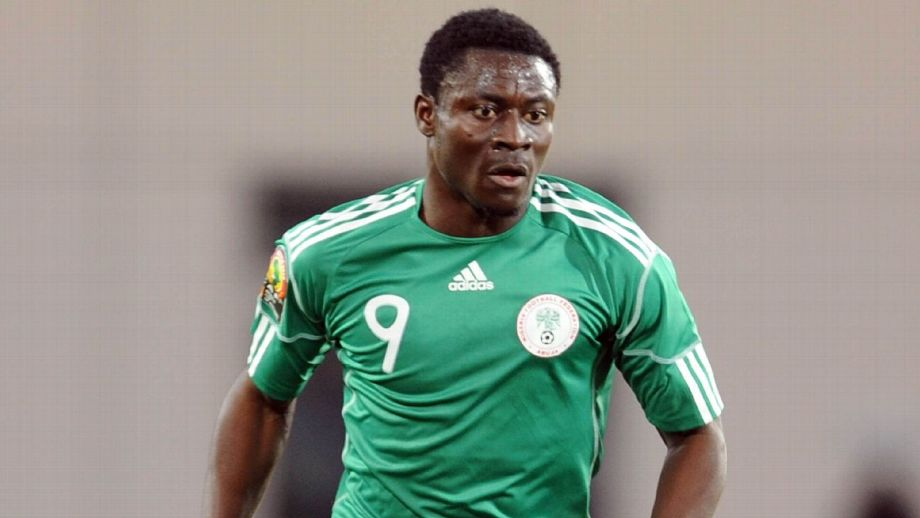 Obafemi Martins Could Feature In Russia 2018 For Nigeria