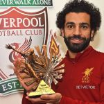 Mohamed Salah Wins BBC African Player Of The Year