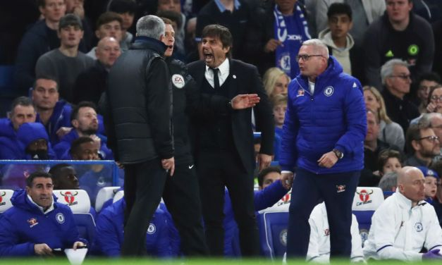 Jose Mourinho declares beef with Antonio Conte finished after Man Utd win