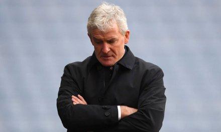 Stoke City Sack Mark Hughes Following FA Cup Defeat