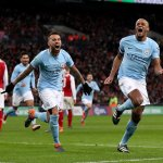 Man City earn Guardiola's first trophy in England with Carabao Cup win