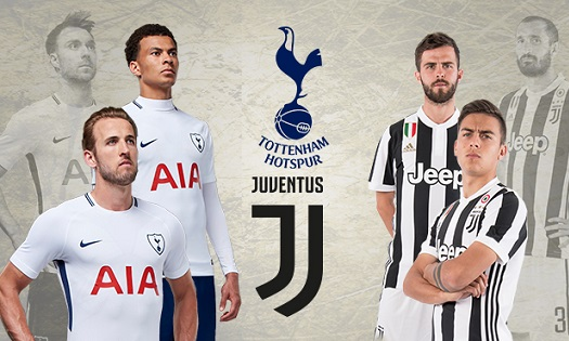 LIVE STREAM : SPURS VS JUVENTUS (CHAMPIONS LEAGUE)
