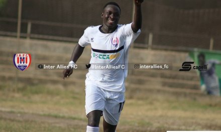 Ghana Premier League: Inter Allies trash Bechem United, Kotoko and Hearts of Oak held