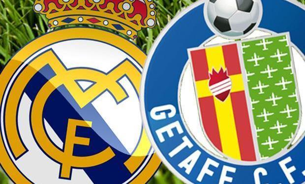 LIVE STREAM: REAL MADRID VS GETAFE (LA LIGA)