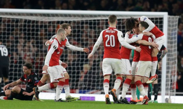 Europa League Quarter-Final Draw In Full – Arsenal Face CSKA Moscow