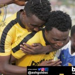 Quick-fire goals spark AshGold to win over Kotoko