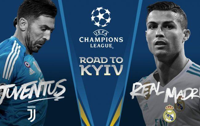 LIVE STREAM : JUVENTUS VS REAL MADRID (UCL QUARTER FINAL)