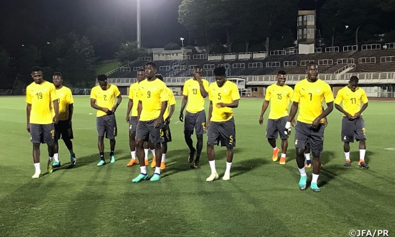 OFFICIAL: See Ghana squad to face Kenya for AFCON qualifier