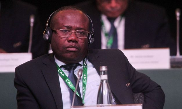 Kwesi Nyantakyi resigns as CAF 1st Vice President