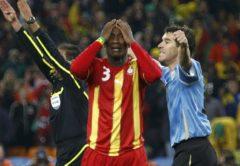 Asamoah Gyan was a lazy player - Herve Renard