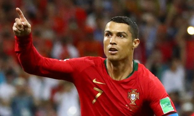 Cristiano Ronaldo – A Real Football Behemoth
