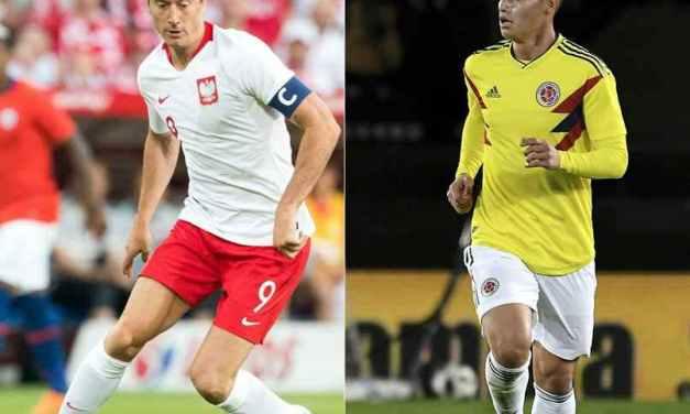 LIVE STREAM: POLAND VS COLOMBIA (WORLD CUP RUSSIA 2018)