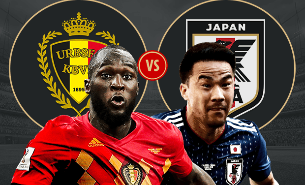 LIVE STREAM: BELGIUM VS JAPAN (WORLD CUP RUSSIA 2018)