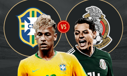 LIVE STREAM: BRAZIL VS MEXICO (WORLD CUP RUSSIA 2018)