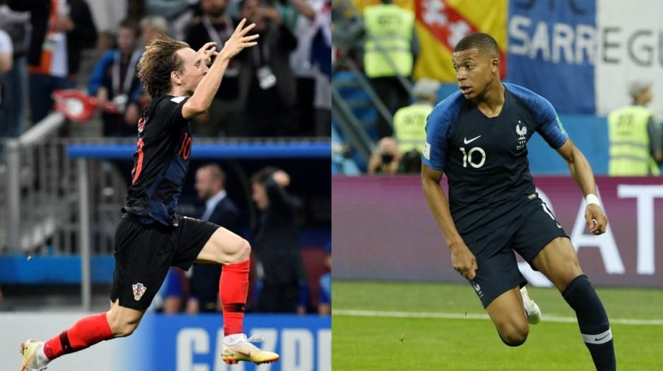 France and Croatia