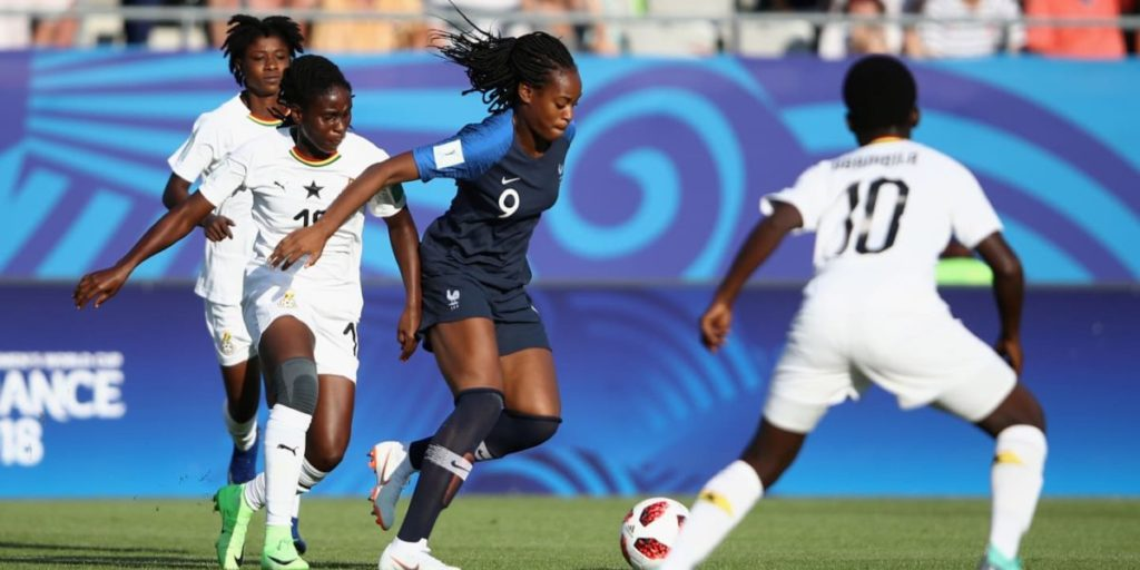 Black Princesses suffer defeat to hosts France in FIFA U-20 Women's World Cup opener