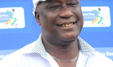 Bashiru Hayford appointed Black Queens head coach