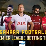 Sahara Predictions And Betting Tips  (EPL Game week 8)