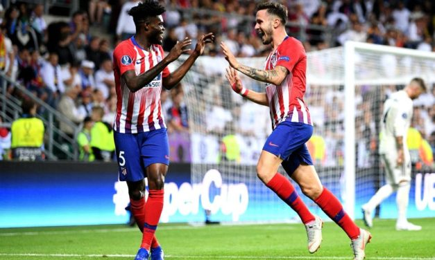 Atletico Madrid can win UEFA Champions League this season- Ghana star Thomas Partey