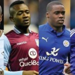 How Ghanaian Players Performed Over The Weekend In The Premier League