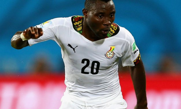 Kwadwo Asamoah set to be handed Ghana captaincy for Kenya 2019 AFCON qualifier clash