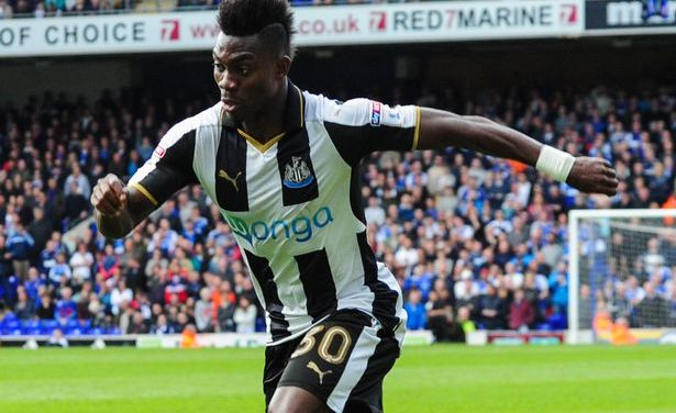 Christian Atsu urges Newcastle United teammates to improve in games