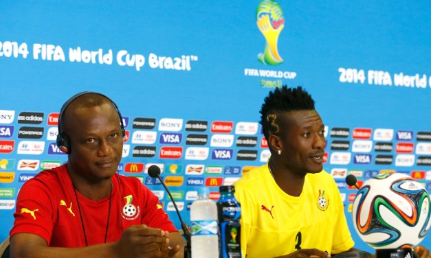 Black Stars coach Kwesi Appiah delighted over performance against Asante Kotoko