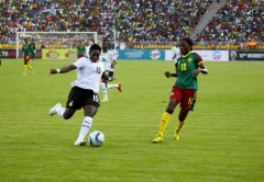 The Ghana Black Queens are out of the African Women's Cup