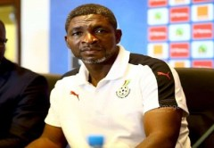 Maxwell Konadu not interested in Kotoko job