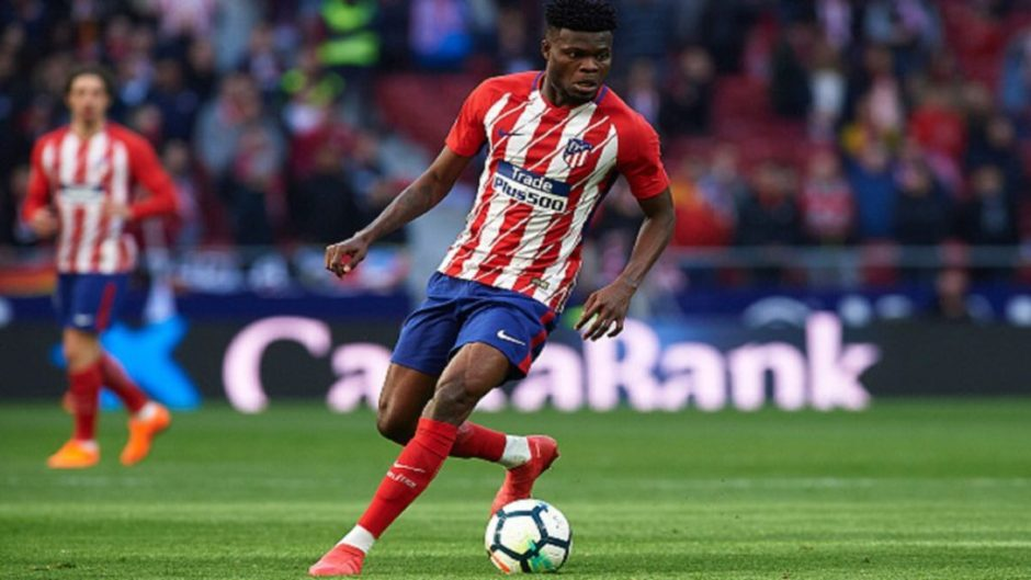 Image result for thomas partey man city
