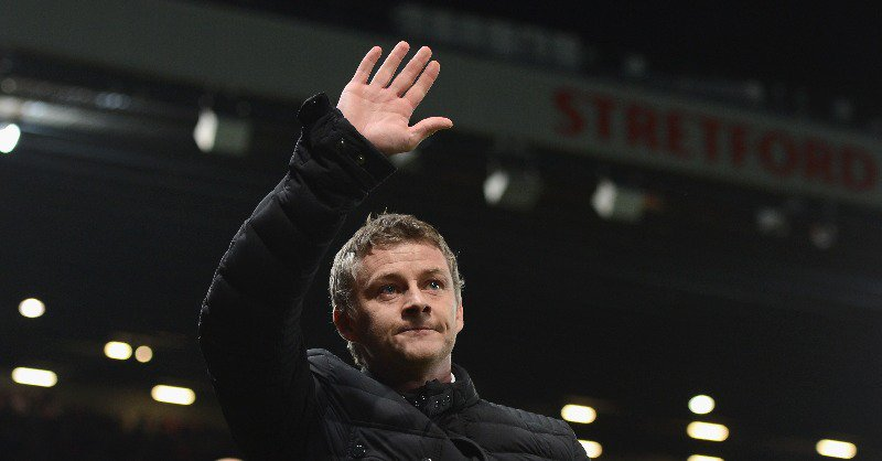BREAKING NEWS: Manchester United appoint former player Ole Gunnar Solsjaer as Interim Manager