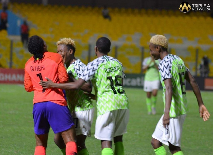AWCON 2018: Nigeria beat South Africa on penalties to win ninth title