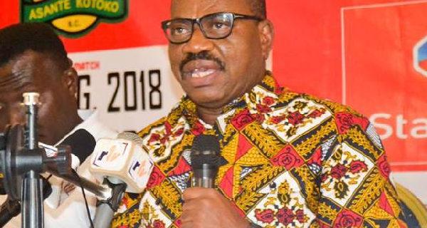 We might lose Yacouba, Fatawu and Kwame Bonsu - Kotoko CEO George Amoako