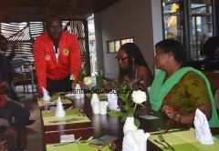 Ghana High commissioner to Kenya want Kotoko to avenge Black Stars