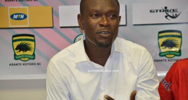 We need to finish Coton Sport in Kumasi - Kotoko coach CK Akonnor