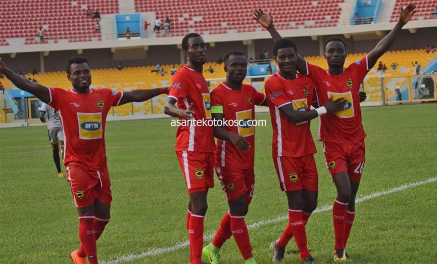 Special Competition: Asante Kotoko are tier-one Champions after beating Karela on penalties